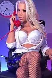 Barbie Sins Porn Star - HOT Sexy Busty Blonde GFE, Role Play, Dom and Fetish Escort Barbie Sins