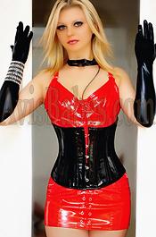 Sexy Escort Sylvia: BDSM, Fetish, PVC, Rubber, Latex, Dominatrix, Role-Play, GFE, Tie and Tease escort Sylvia
