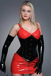 Busty Blonde GFE, Role-Play, Fetish, Mild Dominatrix and tie and tease escort Eve